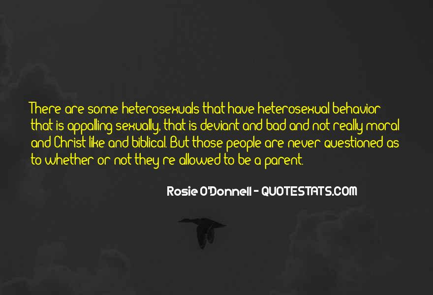 Rosie O'Donnell Quotes #930828