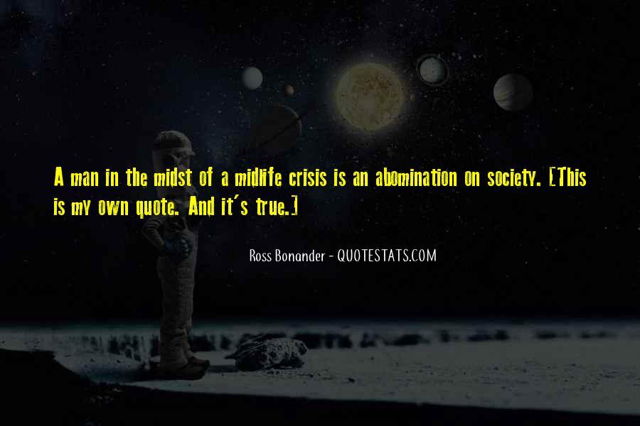 Ross Bonander Quotes #1274343