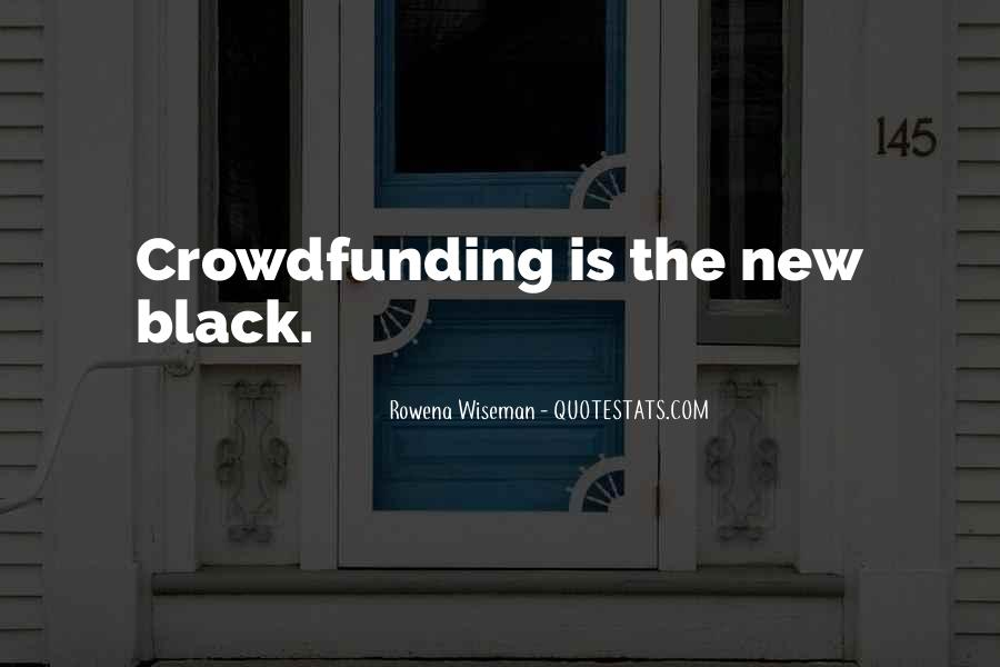 Rowena Wiseman Quotes #1587029