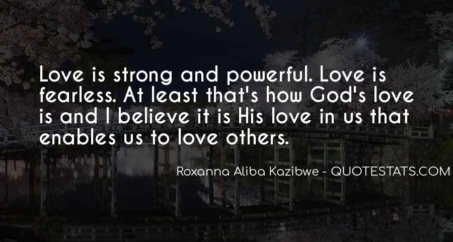 Roxanna Aliba Kazibwe Quotes #1815681