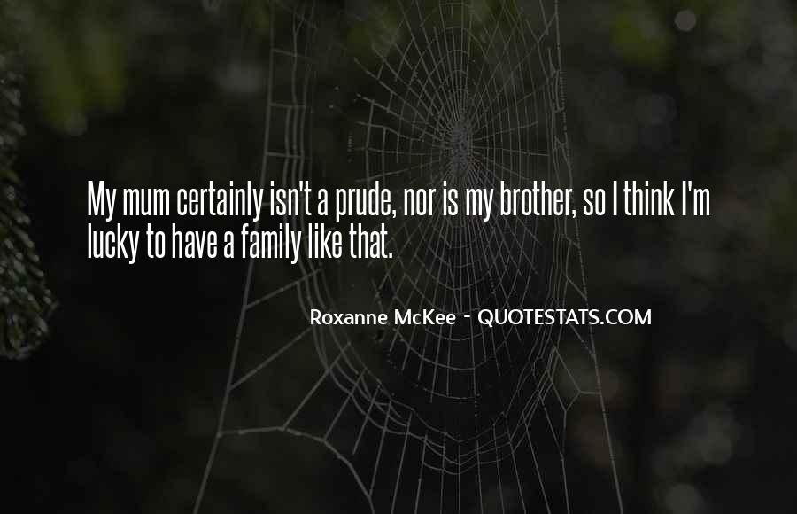 Roxanne McKee Quotes #1110033