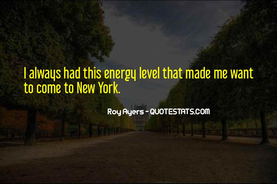 Roy Ayers Quotes #10977