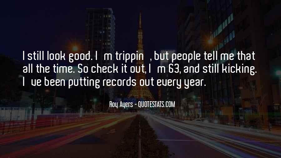 Roy Ayers Quotes #1229484