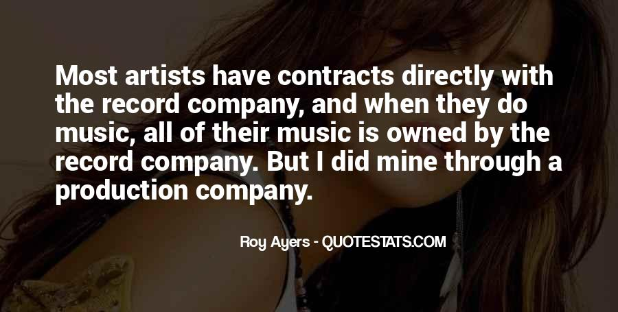 Roy Ayers Quotes #1597460