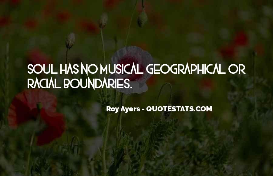 Roy Ayers Quotes #1839444