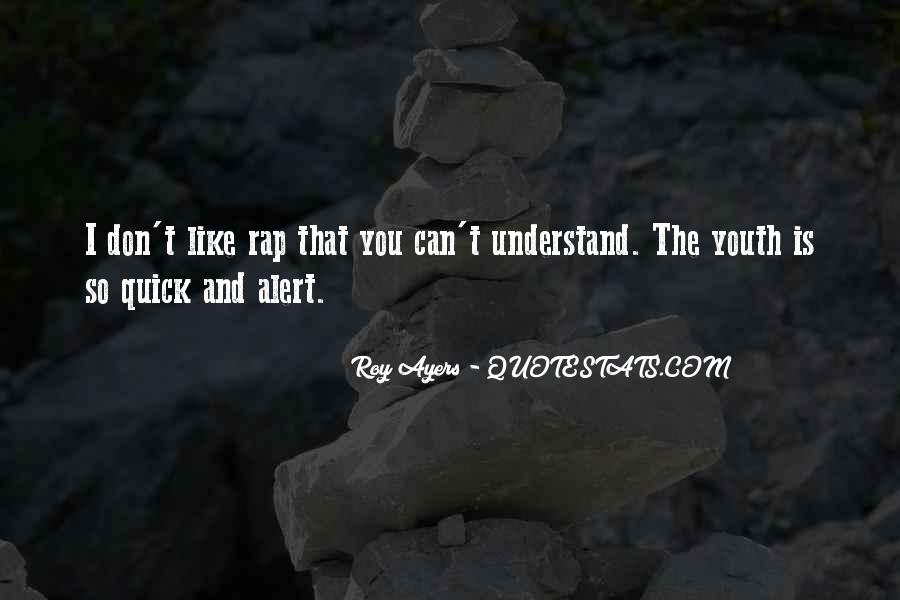 Roy Ayers Quotes #749202