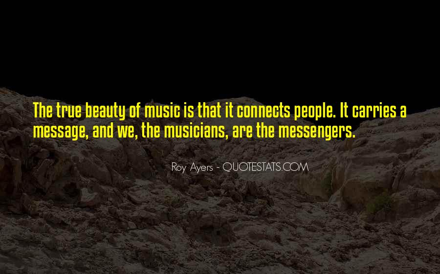 Roy Ayers Quotes #874075