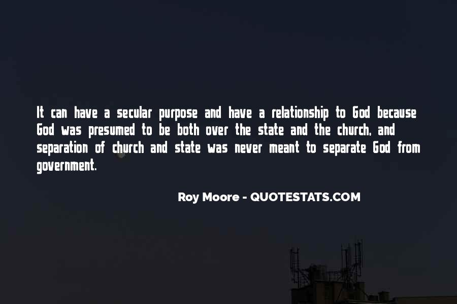 Roy Moore Quotes #1836044