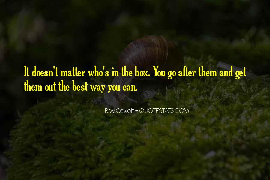 Roy Oswalt Quotes #941182