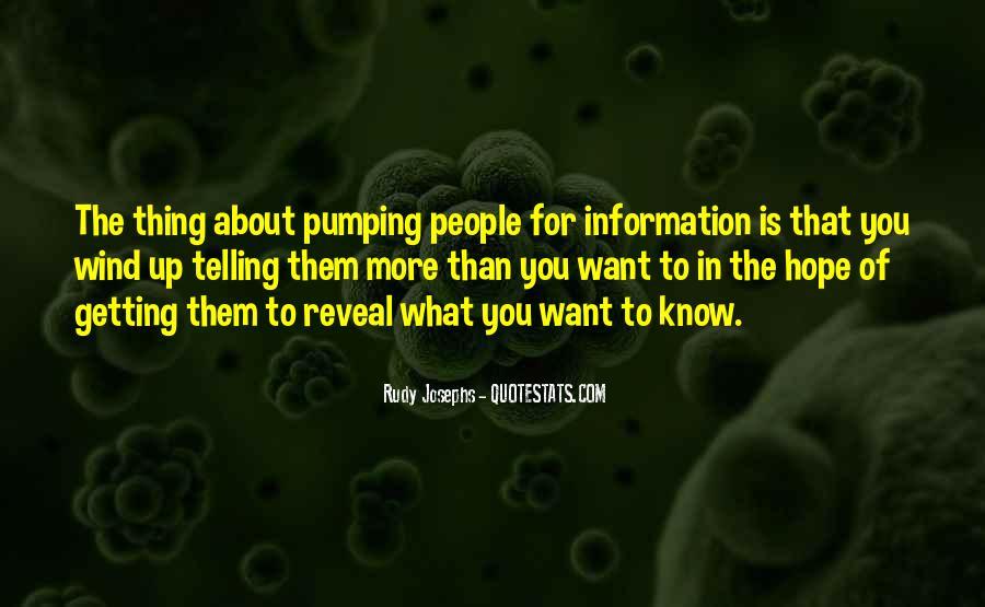 Rudy Josephs Quotes #1016619