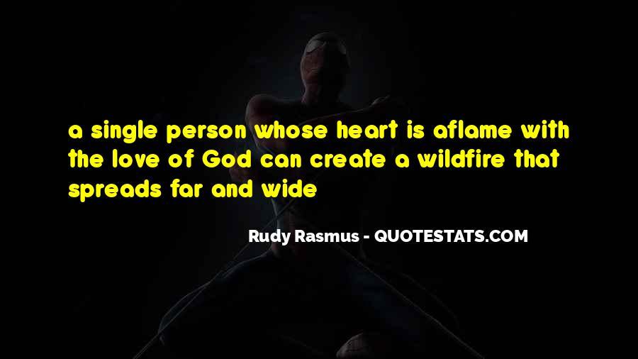 Rudy Rasmus Quotes #150206