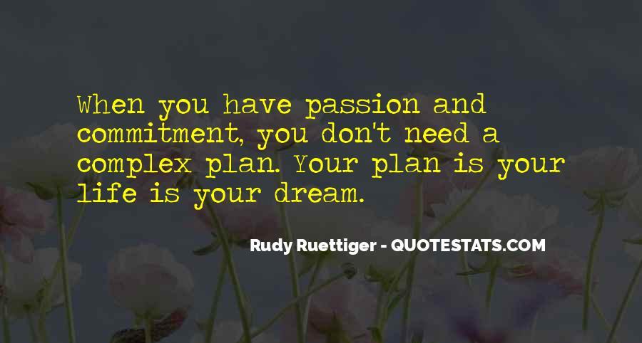 Rudy Ruettiger Quotes #722683