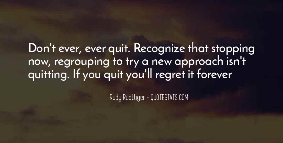 Rudy Ruettiger Quotes #966208