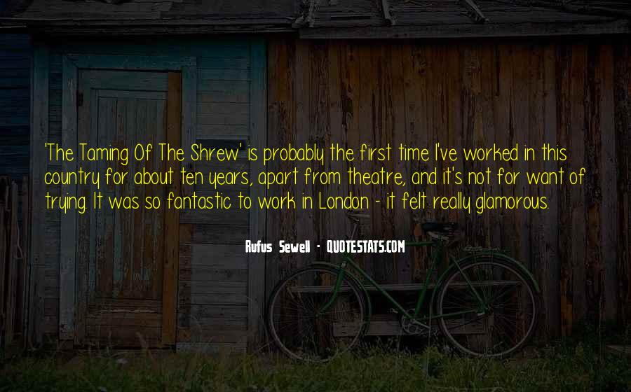 Rufus Sewell Quotes #1018994