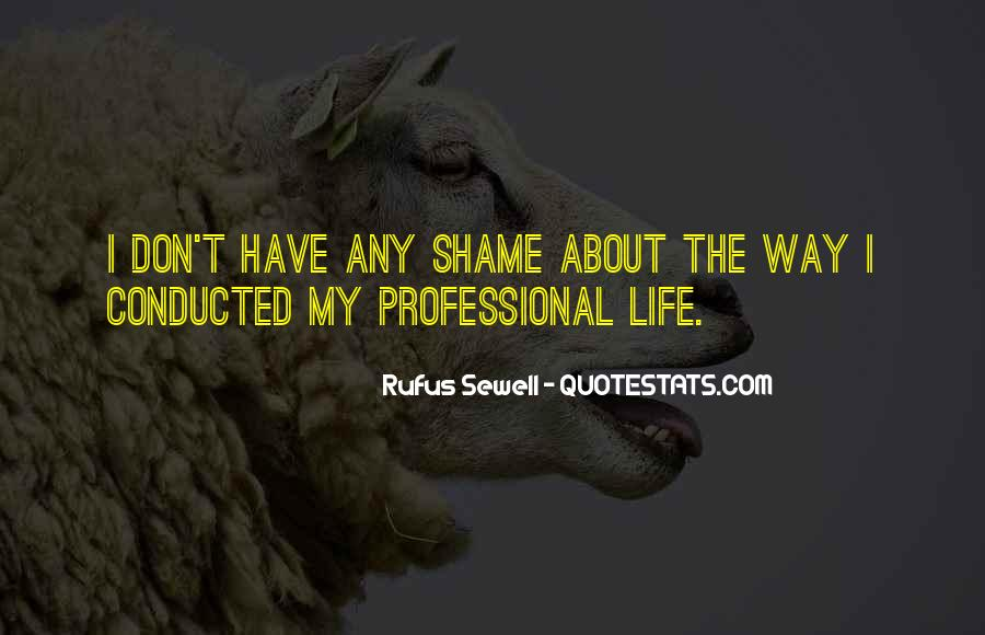 Rufus Sewell Quotes #1054492
