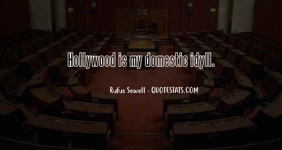 Rufus Sewell Quotes #1211057