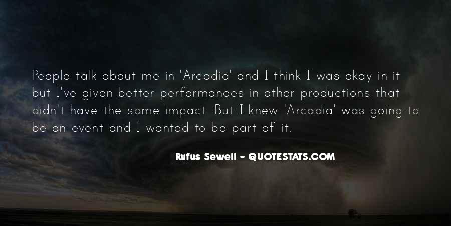 Rufus Sewell Quotes #1673709