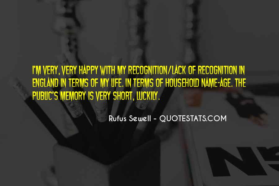 Rufus Sewell Quotes #1691408