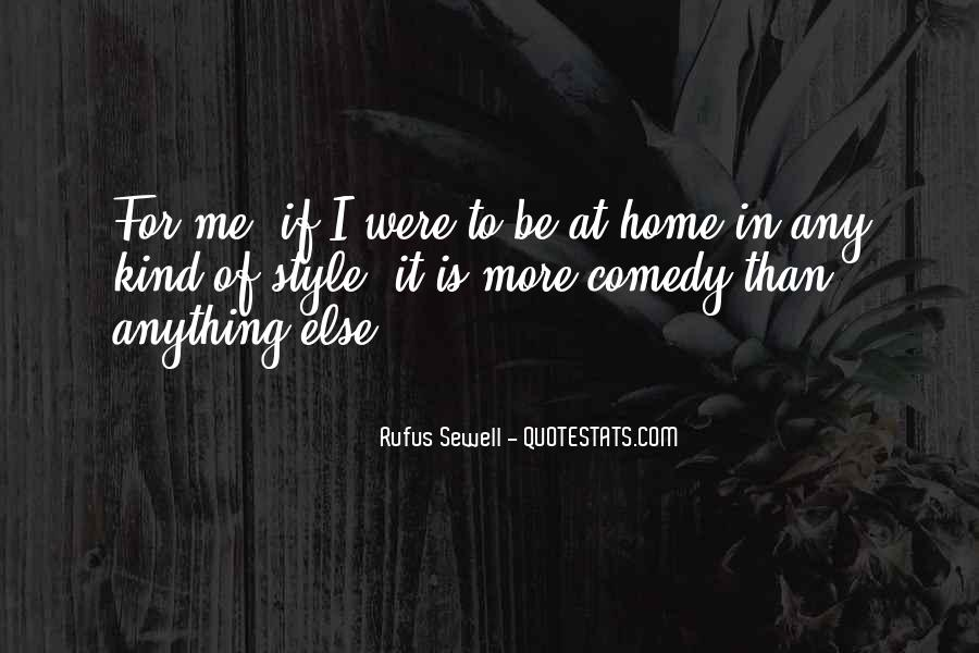 Rufus Sewell Quotes #1769933