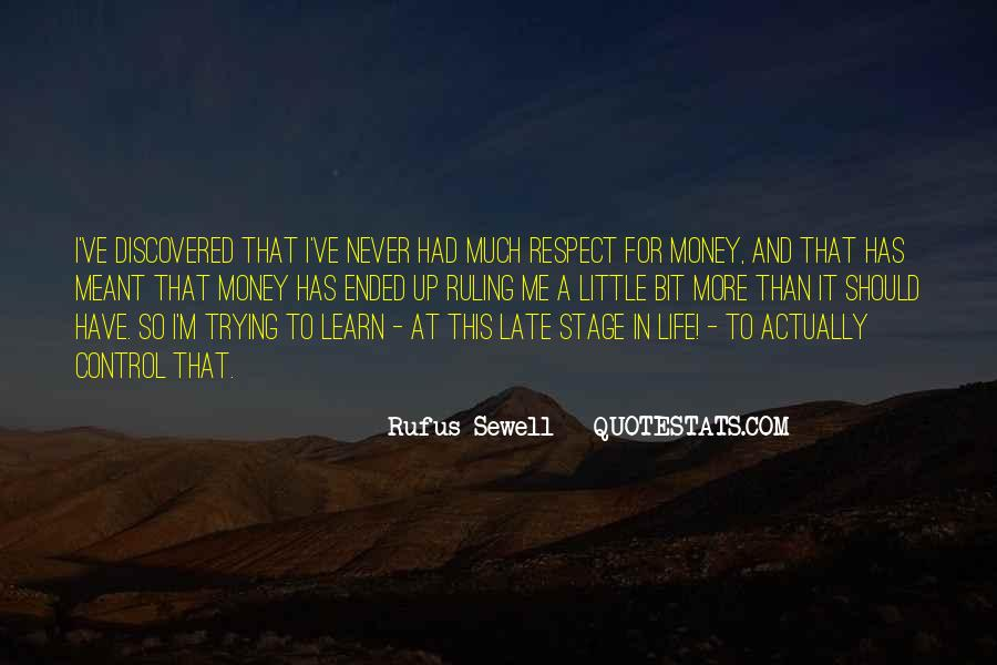Rufus Sewell Quotes #195942
