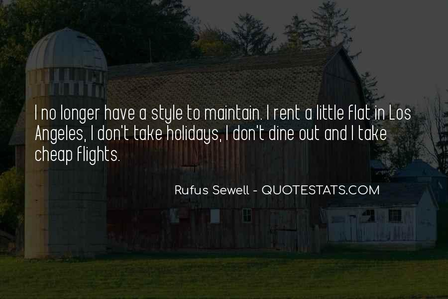 Rufus Sewell Quotes #651643