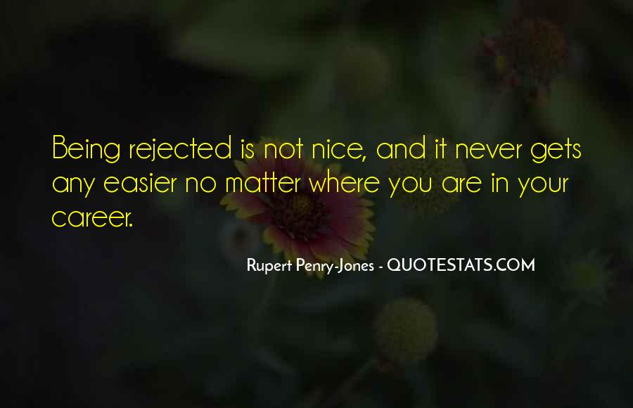 Rupert Penry-Jones Quotes #190636