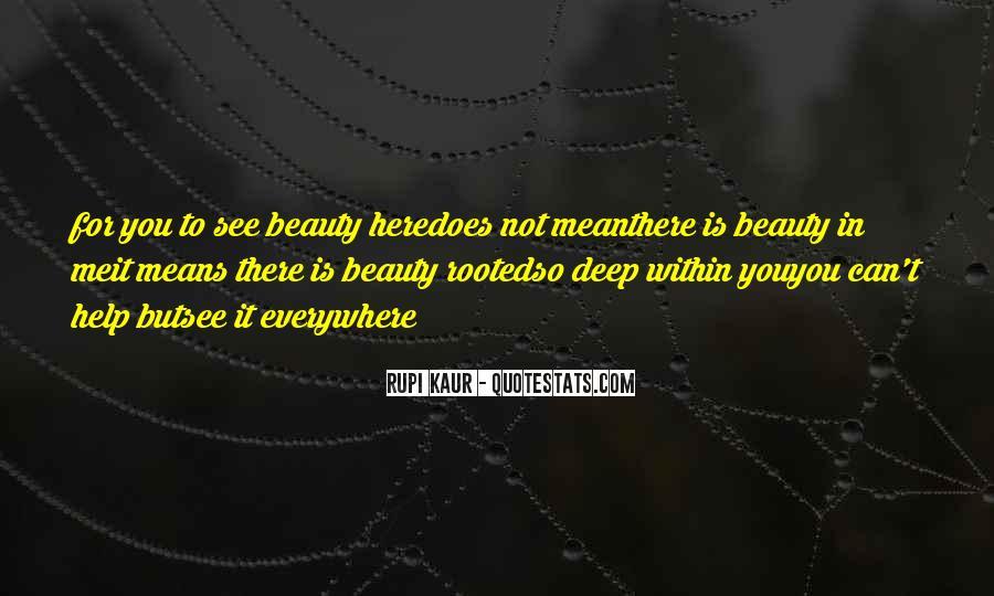 Rupi Kaur Quotes #1117843