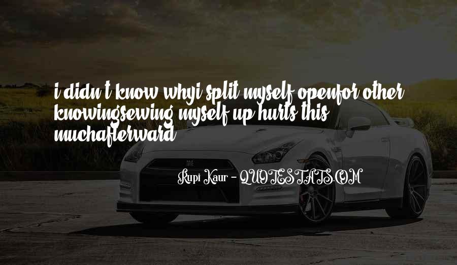 Rupi Kaur Quotes #1143268