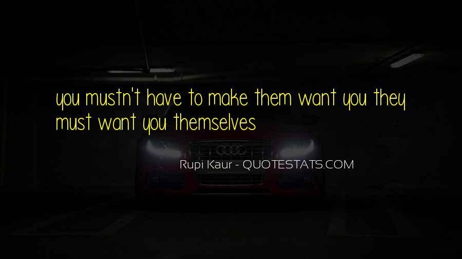 Rupi Kaur Quotes #1281329