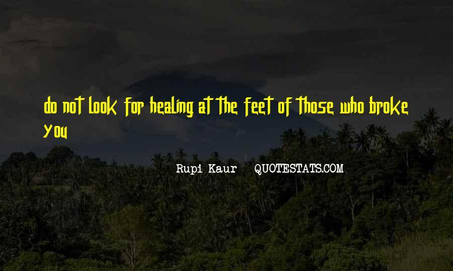 Rupi Kaur Quotes #1292875