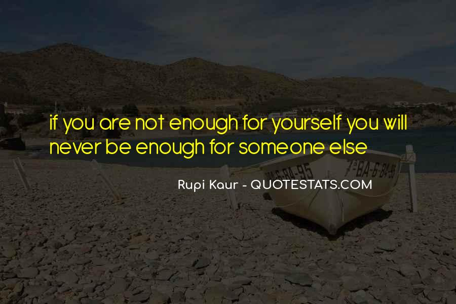Rupi Kaur Quotes #1299793