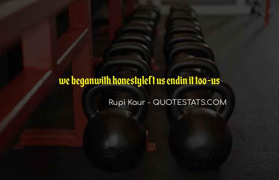 Rupi Kaur Quotes #1354329