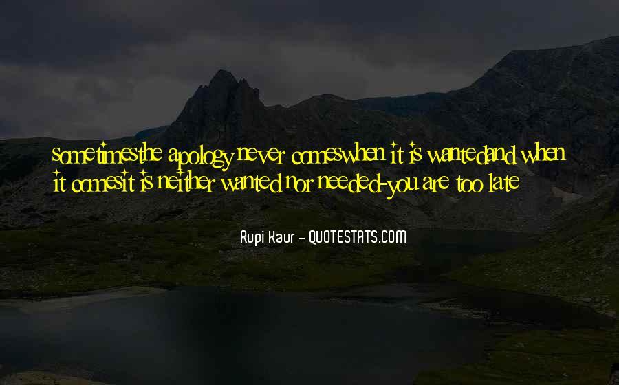 Rupi Kaur Quotes #136621