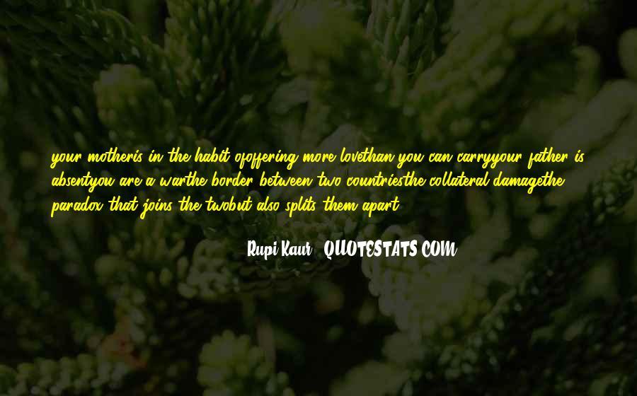 Rupi Kaur Quotes #1646671