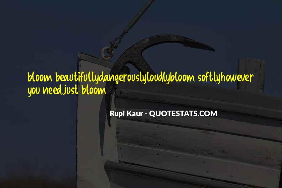 Rupi Kaur Quotes #1756475