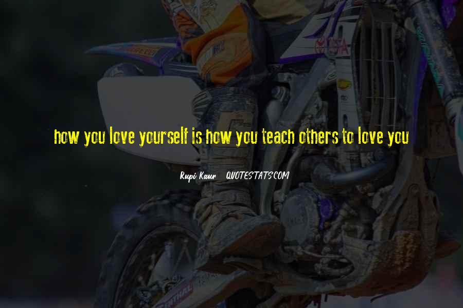 Rupi Kaur Quotes #722345
