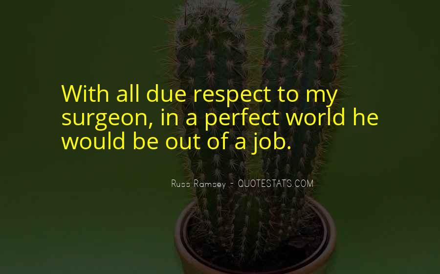 Russ Ramsey Quotes #1638225