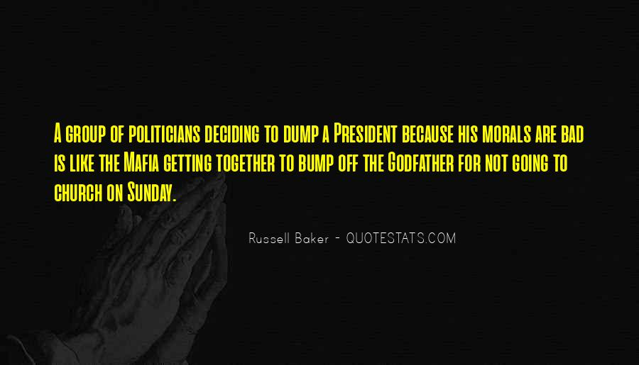 Russell Baker Quotes #1024660