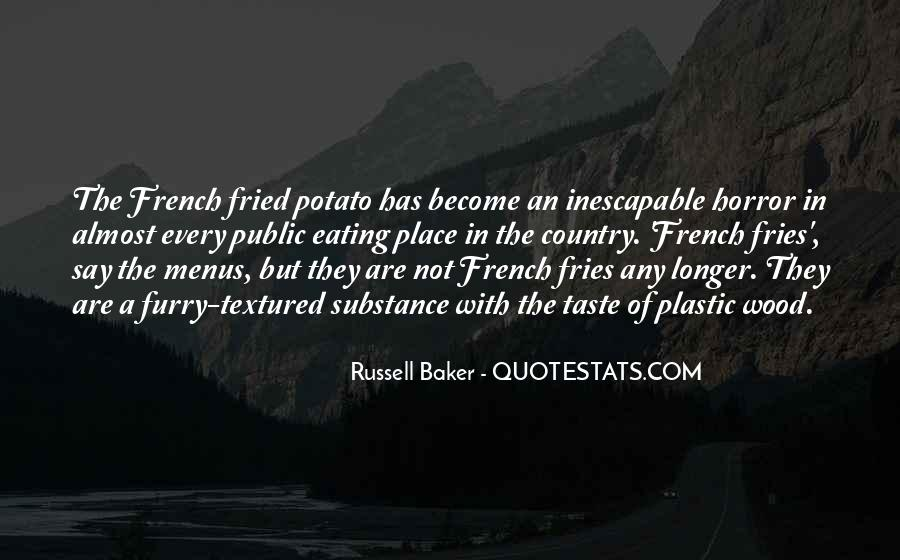 Russell Baker Quotes #1028927