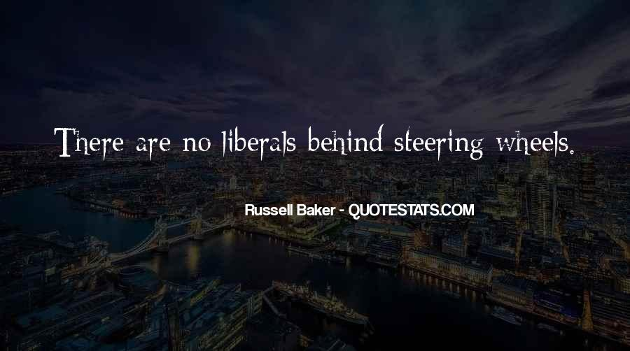 Russell Baker Quotes #1092983
