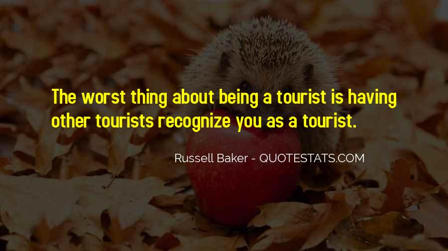 Russell Baker Quotes #109862