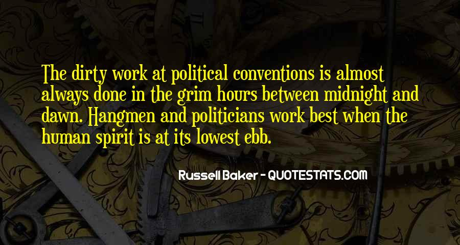Russell Baker Quotes #1214028
