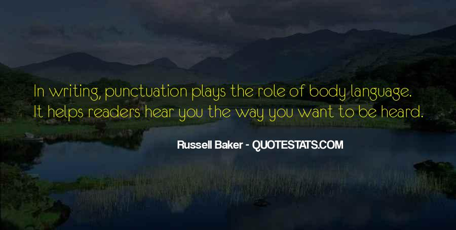 Russell Baker Quotes #123382