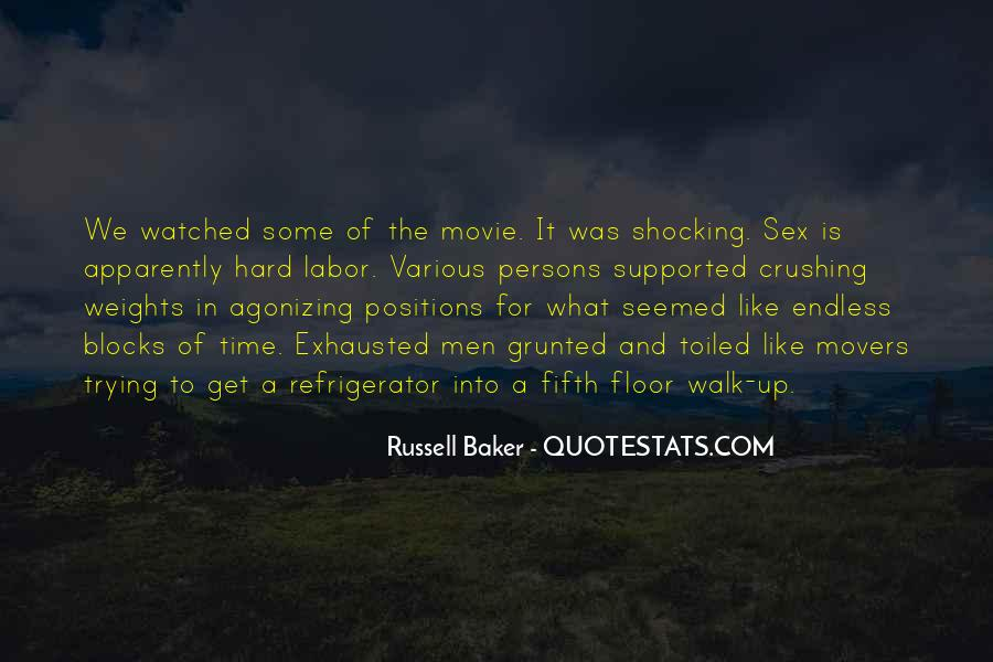 Russell Baker Quotes #1244220
