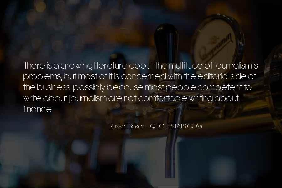 Russell Baker Quotes #1452099