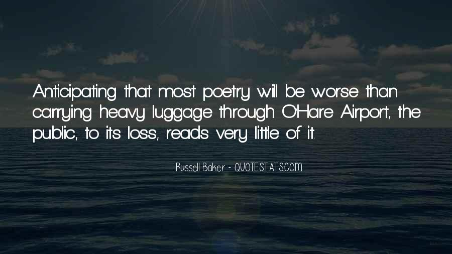 Russell Baker Quotes #1468885