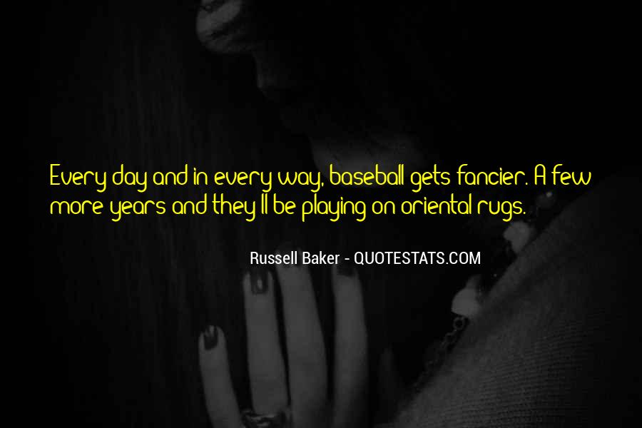 Russell Baker Quotes #1480680