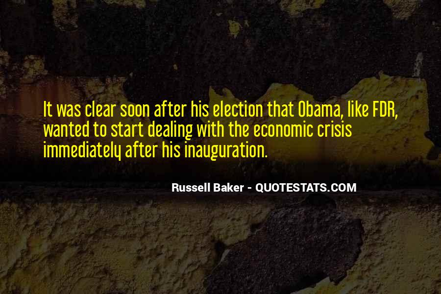 Russell Baker Quotes #1536622
