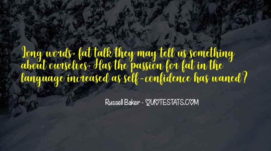 Russell Baker Quotes #1577482