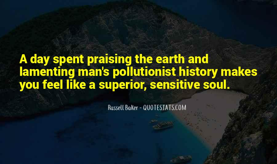 Russell Baker Quotes #1625450
